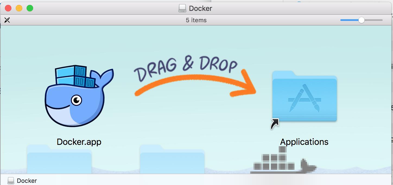 Docker OSX Install